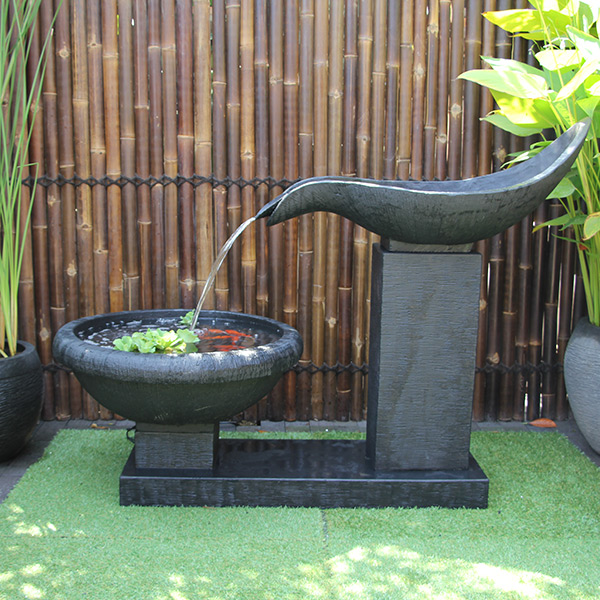 Single Wave Fountain