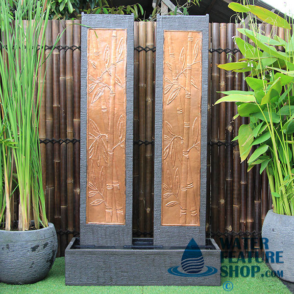 twin-tower-bamboo-wall-fountain-1