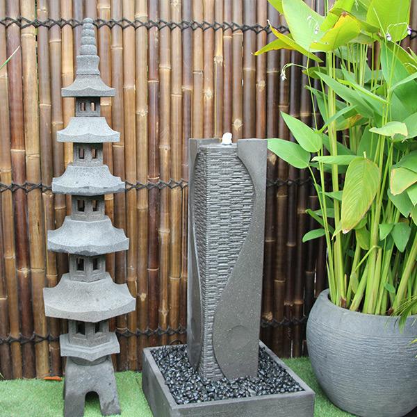 Ying Yang Fountain