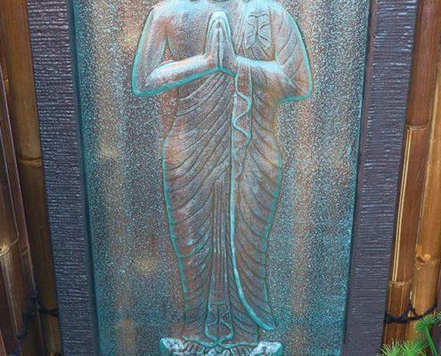 Standing-Buddha-Glass-Wall-Fountain-Shop